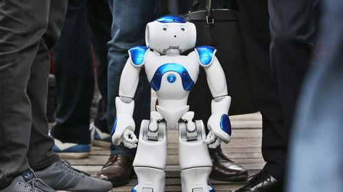 Robot 'teaching assistants' join Western Australian classrooms