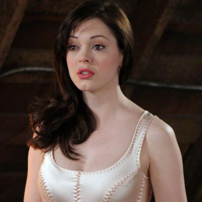 Rose McGowan: Then