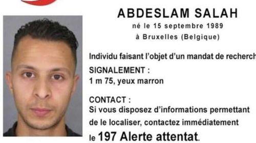 An international manhunt has been launched for Salah Abdeslam.