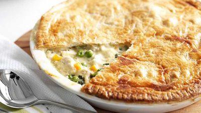 "Recipe: <a href=""http://kitchen.nine.com.au/2016/05/17/11/36/creamy-fish-pie"" target=""_top"">Creamy fish pie</a>"