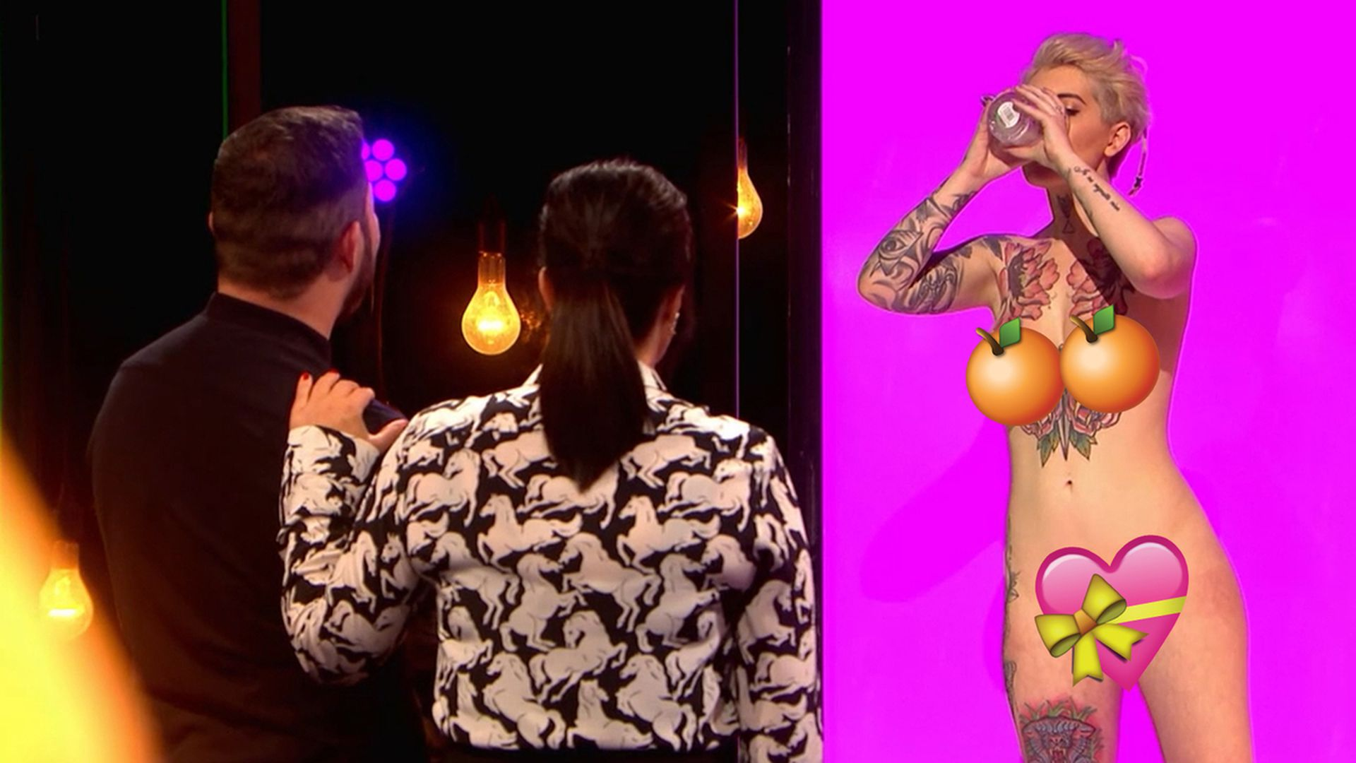 Naked Attraction Season 4 Ep 5 Amira and Andy, Watch TV Online