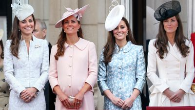 Trooping the Colour: Kate Middleton's outfits