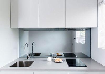 1. Add an alcove kitchen