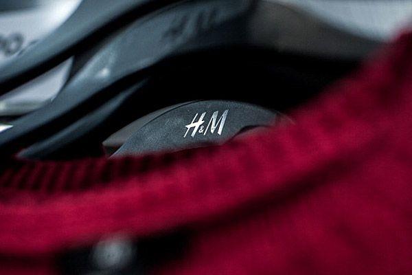 H&M clothing