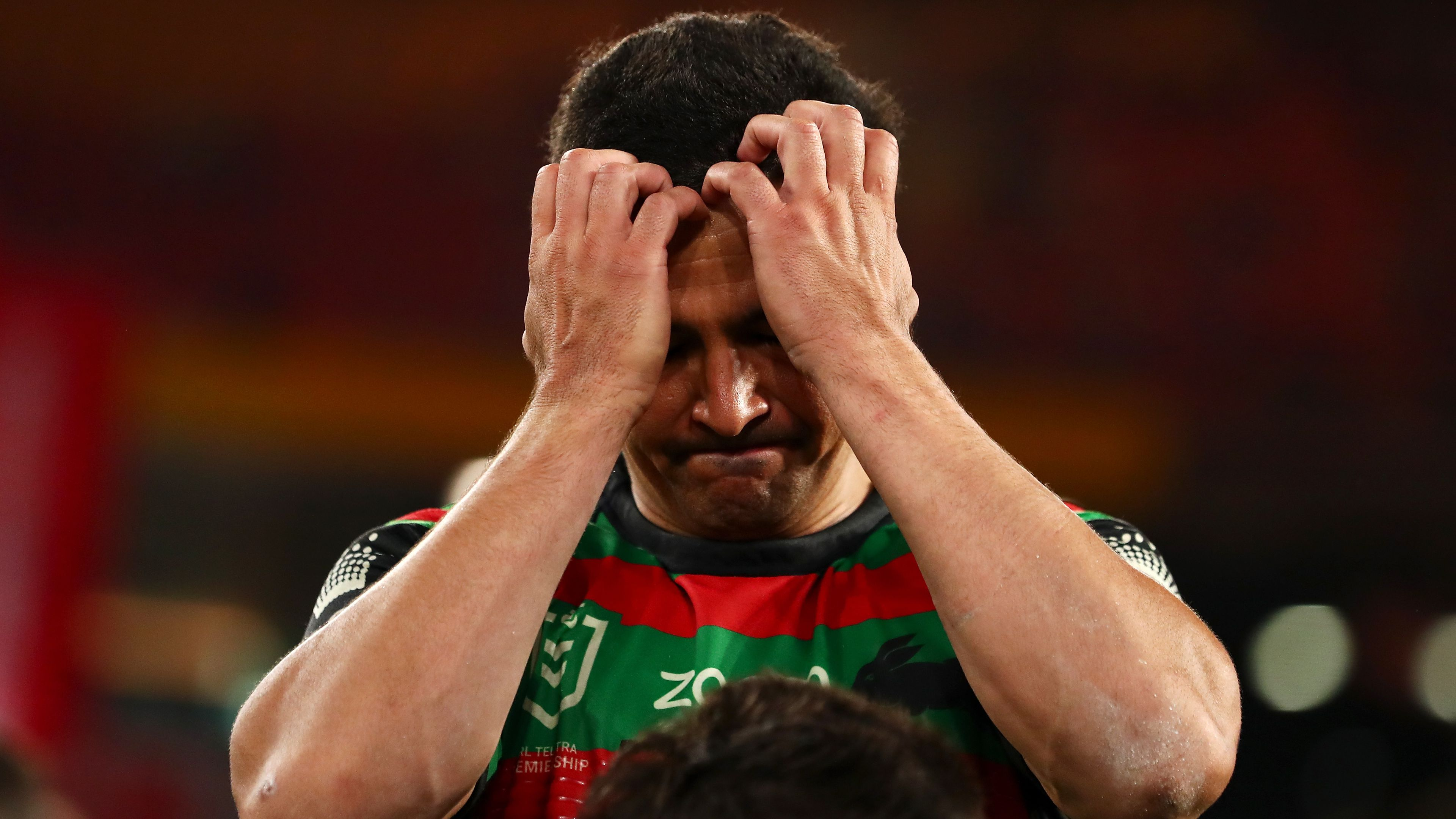 EXCLUSIVE: The Cody Walker moment when Peter Sterling saw Souths begin to unravel