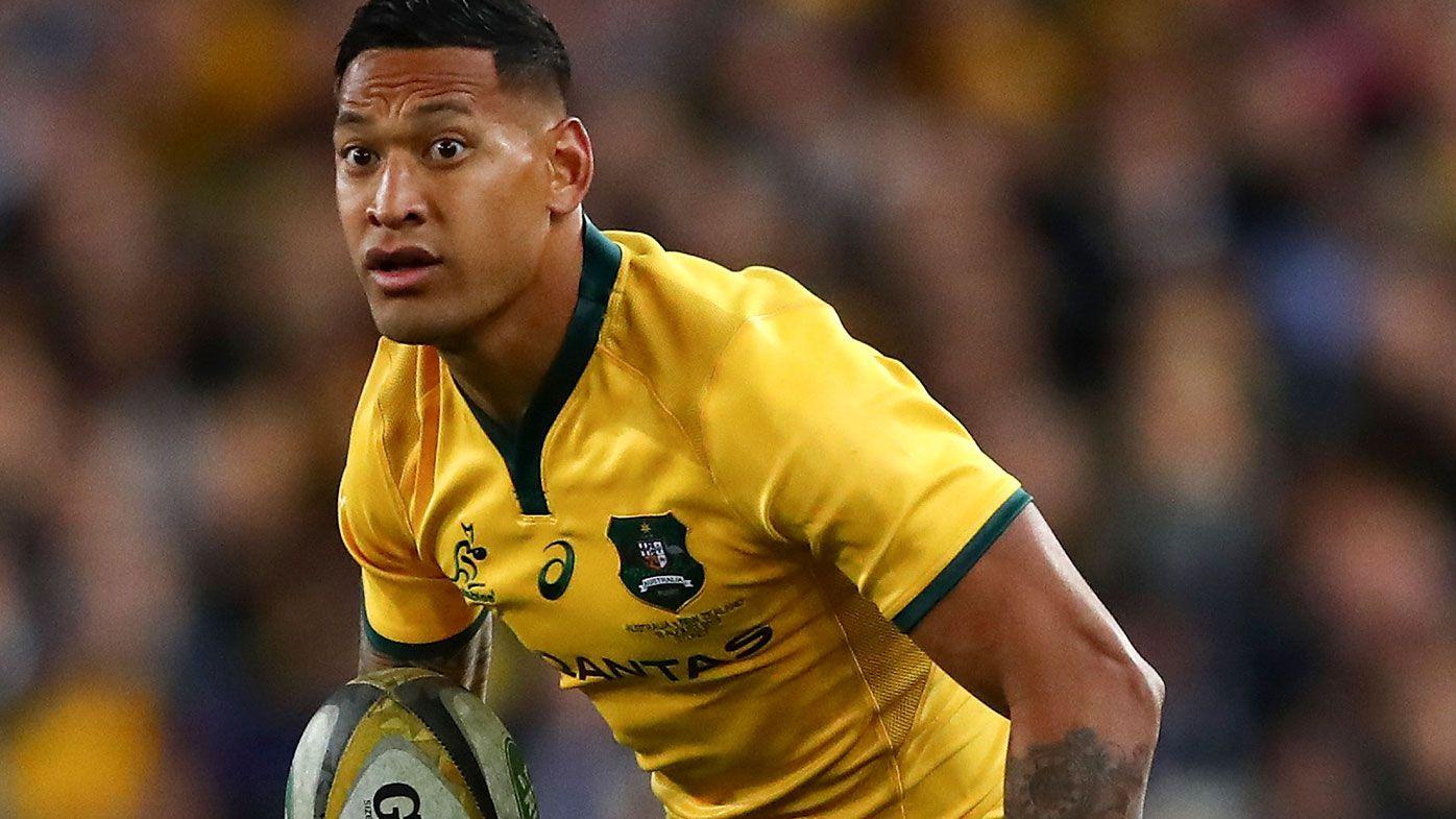 Israel Folau linked with rugby union return
