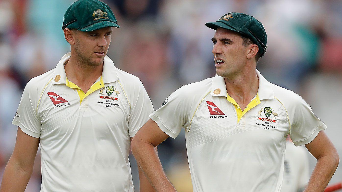 EXCLUSIVE: Josh Hazlewood backs Mark Taylor's call over captaincy dilemma