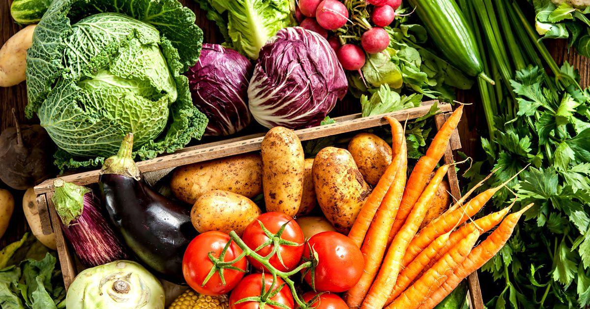 makan sayur menghilangkan bau badan