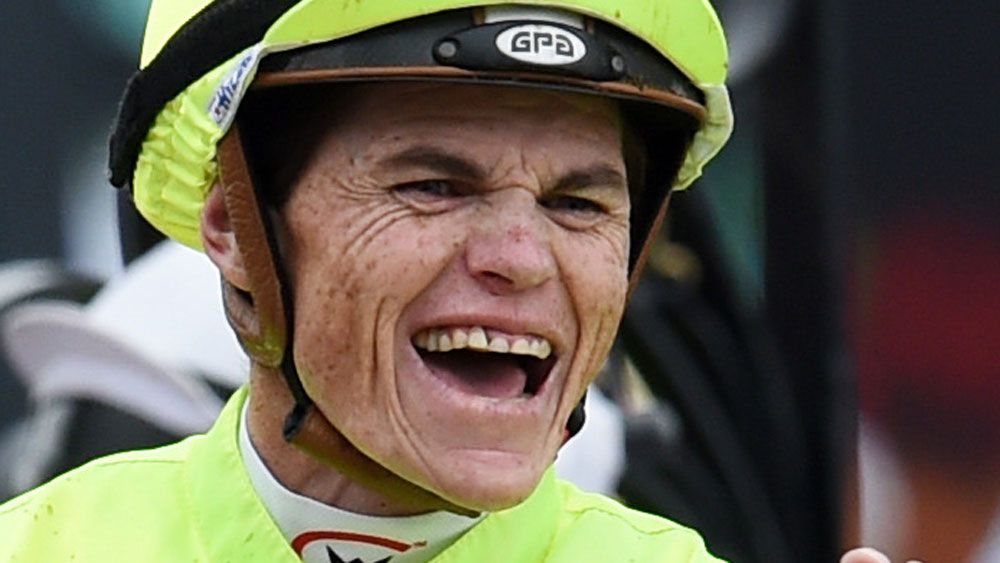 Williams will appeal a 10 meeting suspension for careless riding at Moonee Valley.