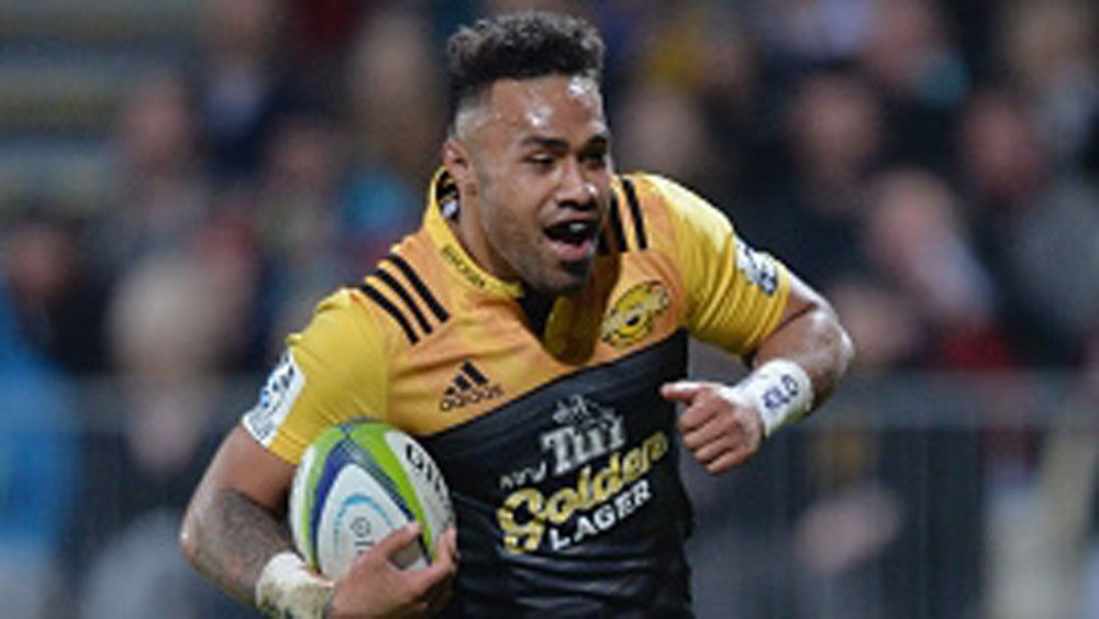 Hurricanes beat Crusaders in Super Rugby