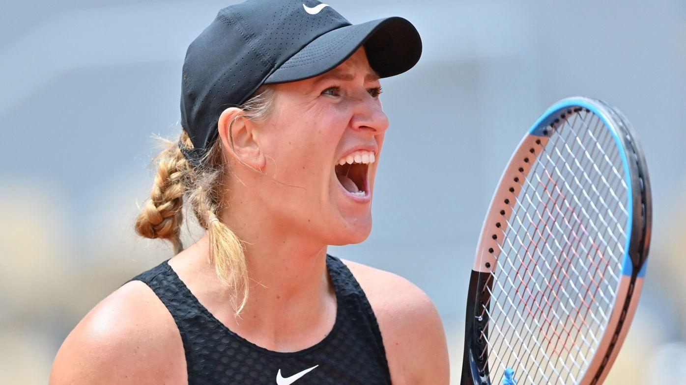 Victoria Azarenka unloads on Roland Garros over equality issue
