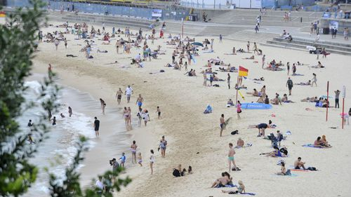 Elderly man dies while swimming at Sydney's Coogee Beach