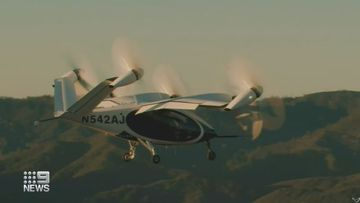 Flying taxis could be a reality in Queensland