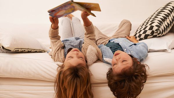 All kids can learn to love books and life will be the richer for it. Image: Getty.