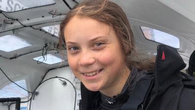 Climate activistGreta Thunbergwill cross the Atlantic on a zero-emissions sailboat.