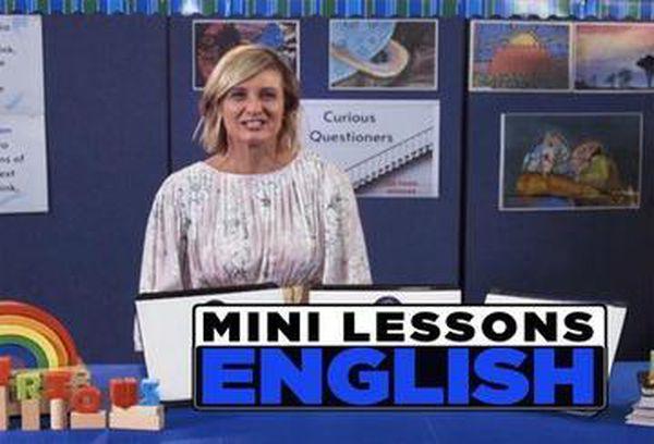 Mini Lessons: English