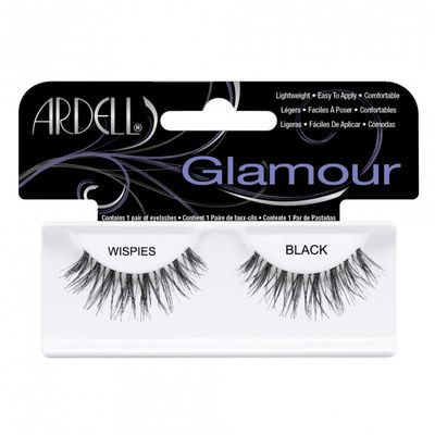 "<p><a href=""http://https://www.priceline.com.au/ardell-glamour-wispies-lashes-in-black-1-pair?gclid=CjwKCAjwp7baBRBIEiwAPtjwxPLhUUID7j9-qkLVFwHlFN8JndBu6vjgcVFq6Dz4xOqJK0x8CuYjThoC12gQAvD_BwE&gclsrc=aw.ds"" target=""_blank"" title=""Ardell Glamour Wispies Lashes in Black 1 Pair, $10.99"" draggable=""false"">Ardell Glamour Wispies Lashes in Black 1 Pair, $10.99</a></p> <p>""Coat your lashes with mascara. At the moment my faves are Dior Show and Charlotte Tilbury,""<a href=""https://www.instagram.com/chantellebaker/"" target=""_blank"" title="" celebrity make up artist Chantelle Baker""> celebrity make up artist Chantelle Baker</a> told HoneyStyle.</p> <p><br /> ""Add some individual lashes on the outer edges for extra glam. I like Ardell and Modelrock."" she added.</p>"