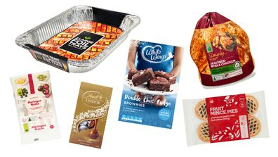 Woolworths grocery items