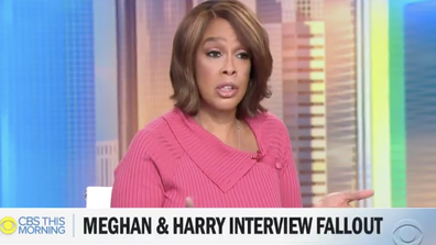 Gayle King on CBS This Morning