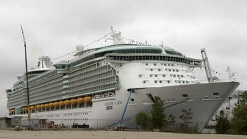 The Freedom of the Seas cruise ship is run by Royal Caribbean.