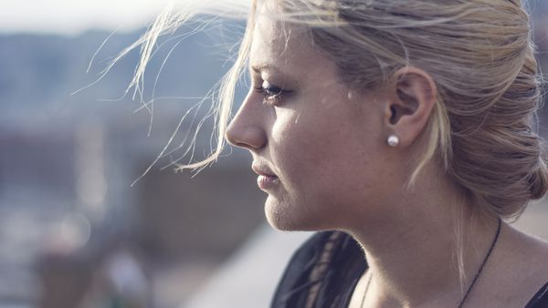 A miscarriage is a painful experience for all. Here's how to handle it. Image: Getty.