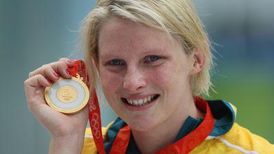 Beijing 2008: Leisel Jones, 100m breaststroke