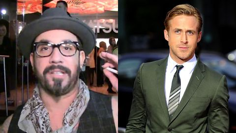 Bombshell: Ryan Gosling could have been a Backstreet Boy