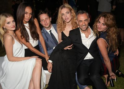 <p>A night of supermodels, selfies and amazing dresses as Calvin Klein celebrates women in film at the Cannes Film Festival.<br><br></p><br><div>&nbsp;</div>