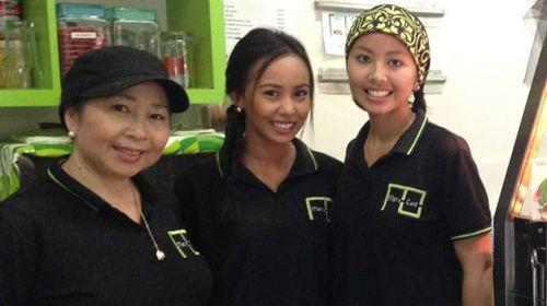 Halal cafe owner shocked by hate posts