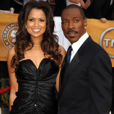 Eddie Murphy and Tracey Edmonds: 14 days
