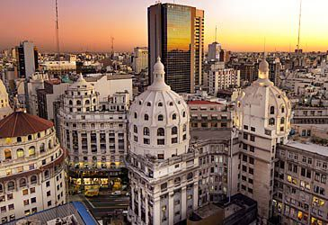 Daily Quiz: Which city is the federal capital of Argentina?