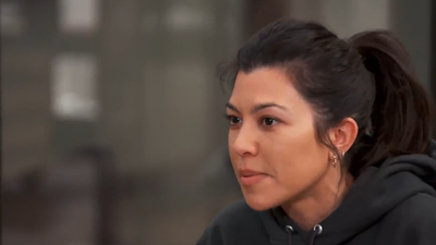 Kourtney Kardashian calls out Kris Jenner for having an affair and cheating on her dad