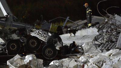 'Apocalyptic' bridge collapse death toll hits 30