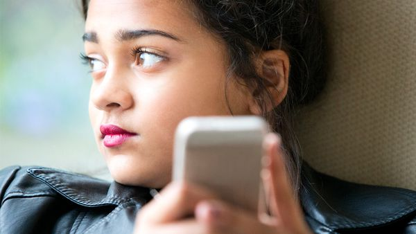 Cyber safe: the digital world has dangers that parents need to be aware of. Image: Getty