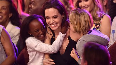Angelina Jolie's adopted daughter Zahara's birth mum makes desperate plea for access