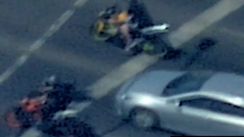 Salisbury hoon motorcyclist
