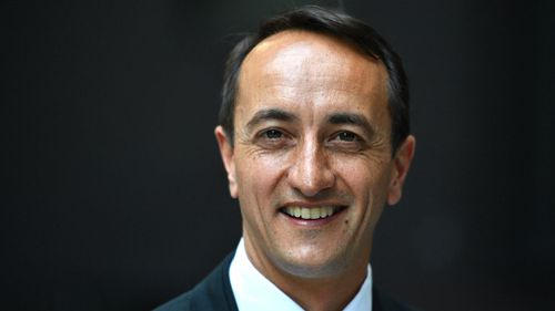 Dave Sharma hopes to succeed Malcolm Turnbull in Wentworth.