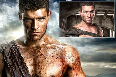 <B>Originally played by:</B> Andy Whitfield (inset).<br/><br/><B>Replaced by:</B> Liam McIntyre.<br/><br/><B>The substitution:</B> This one is really sad. Whitfield played the legendary gladiator in <i>Spartacus</i>'s first season, but was diagnosed with cancer before the second season started shooting. Season two was turned into a prequel to explain Spartacus's absence while Whitfield received treatment, but producers were forced to recast the role with Liam McIntyre in season three after Whitfield's cancer returned. He gave McIntyre his blessing to play the character before he died in 2011, aged just 40.