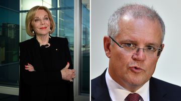 190611 ABC raids Australian Federal Police Ita Buttrose Scott Morrison talks media news Australia