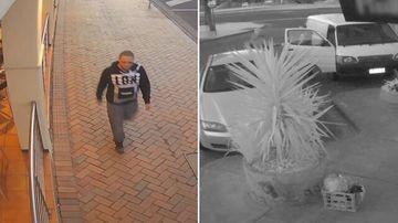 Knife-wielding carjacker 'threatened to kill' van driver