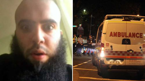 Mustafa Dirani was an accomplice in the Parramatta terror attack.