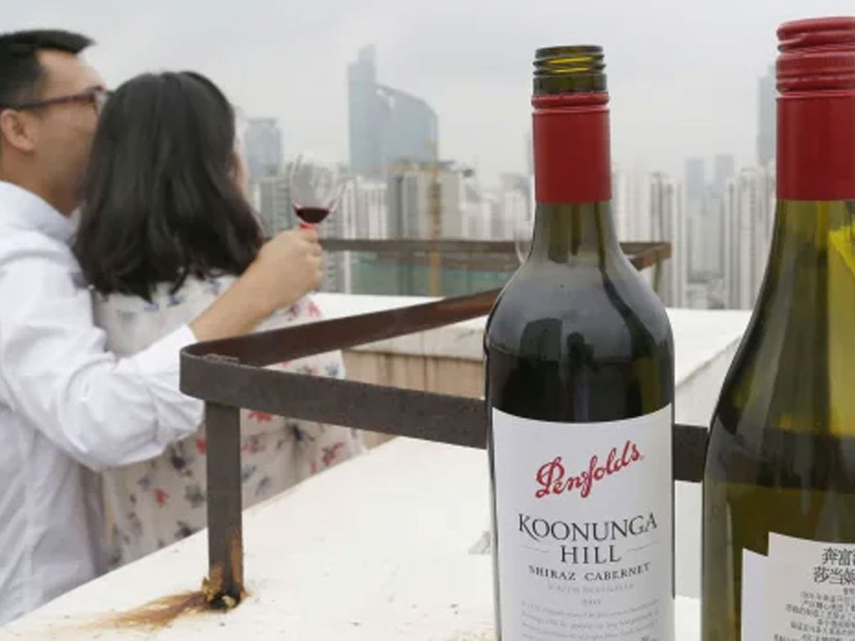 China S Investigation Into Australian Wine Exports Lacks Substance Says Trade Minister