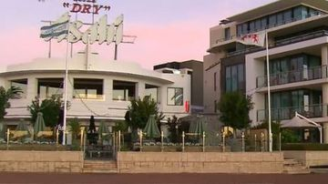 Millionaire in riverside apartment complains about noise from bar