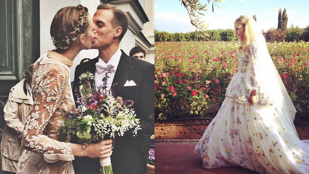 Find a wedding dress for any season