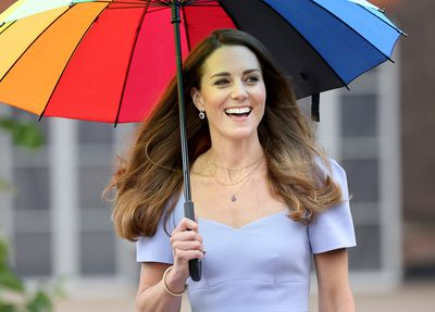 Kate Middleton launches early learning centre, June