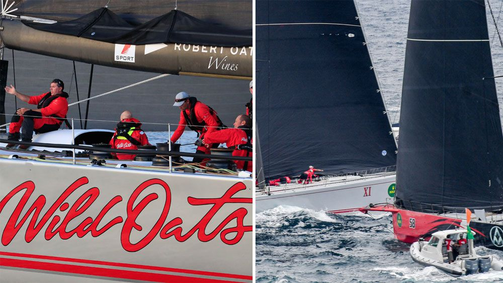 The Sydney To Hobart Race Record Looks Set To Be Absolutely Annihilated
