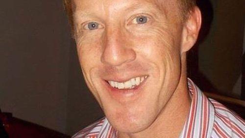Pilot Gareth Morgan was killed in the crash. (Supplied)