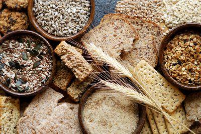 Eat whole grains