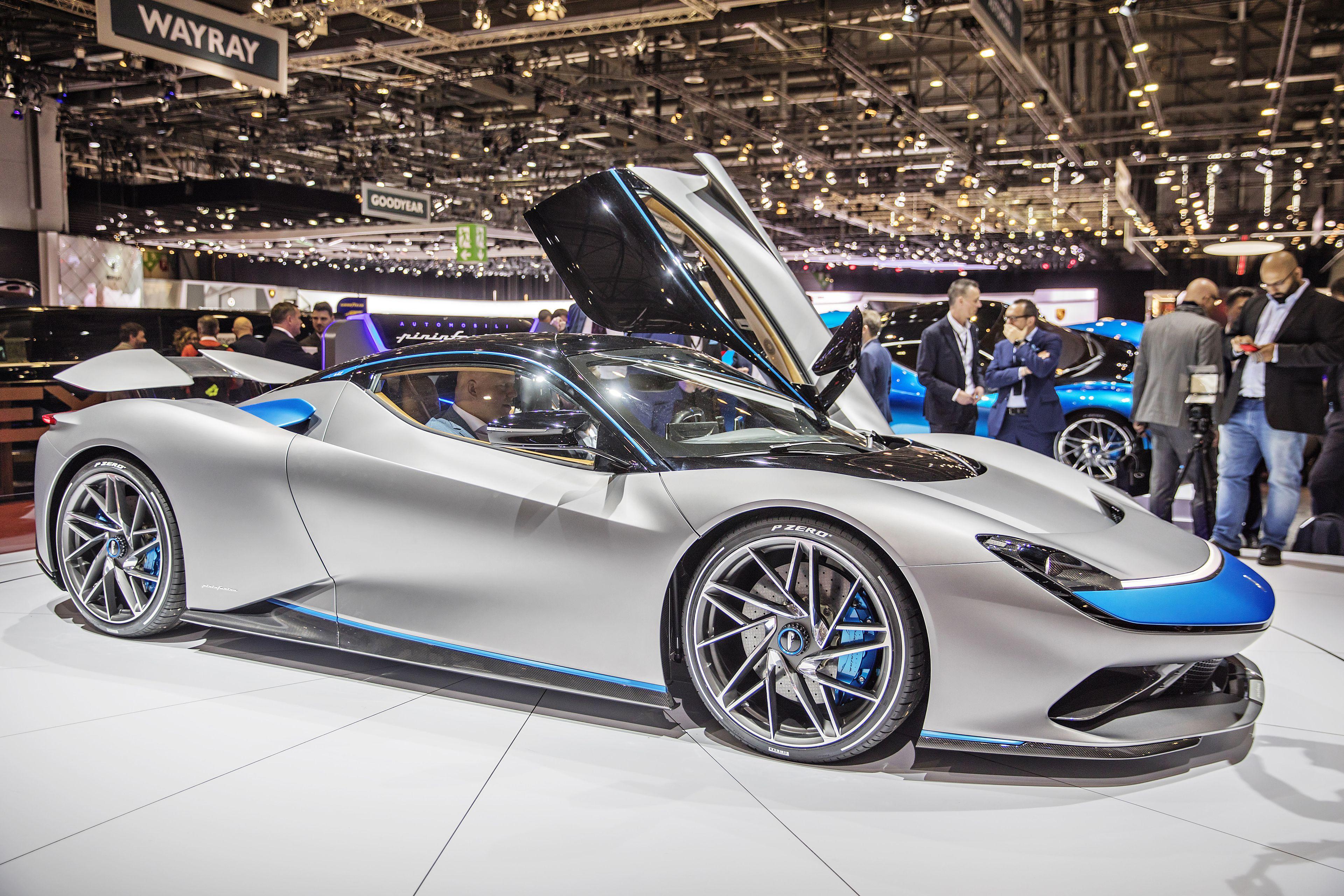 Ferrari Design Partner Pininfarina Unveils Battista Car News