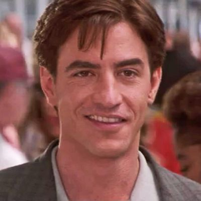 Dermot Mulroney as Michael O'Neal: Then